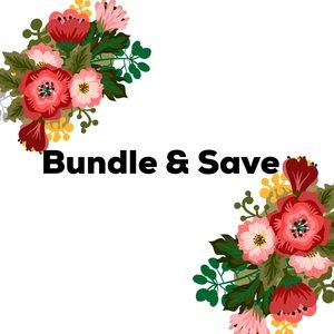 Bundle and save 10% or more on 3+ more items